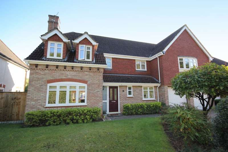 5 Bedrooms Detached House for sale in Rainsborough Rise, Dussindale , Norwich, NR7