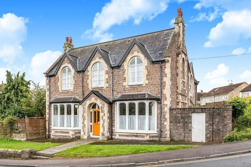 4 Bedrooms Detached House for sale in Cabstand, Portishead, Bristol, BS20