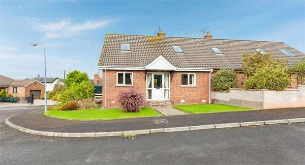 3 Bedrooms Semi Detached Bungalow for sale in Windmill Heights, Portaferry, Newtownards, County Down