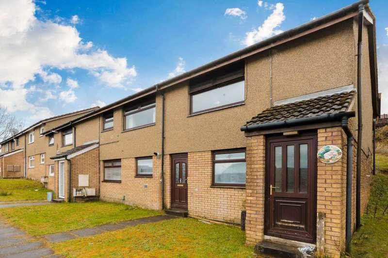 1 Bedroom Terraced House for sale in Dougliehill Terrace, Port Glasgow