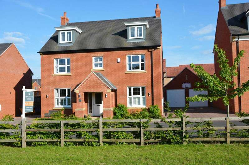5 Bedrooms Detached House for sale in Hillfort Close, Cawston Chase, WATCH VIDEO