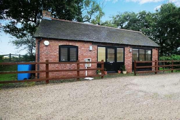 1 Bedroom Detached Bungalow for sale in Wrottesley Park Road, Wolverhampton, West Midlands, WV8 2HS