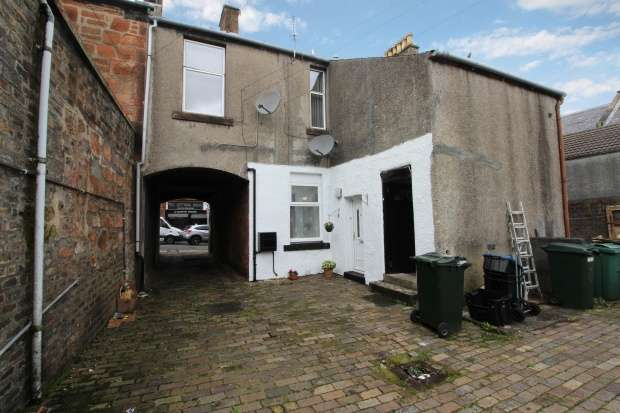 1 Bedroom Flat for sale in Wallace Street, Galston, Ayrshire, KA4 8HP