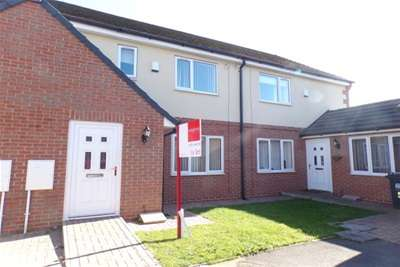 3 Bedrooms Terraced House for rent in Elliot Court, Eastbourne - Darlington