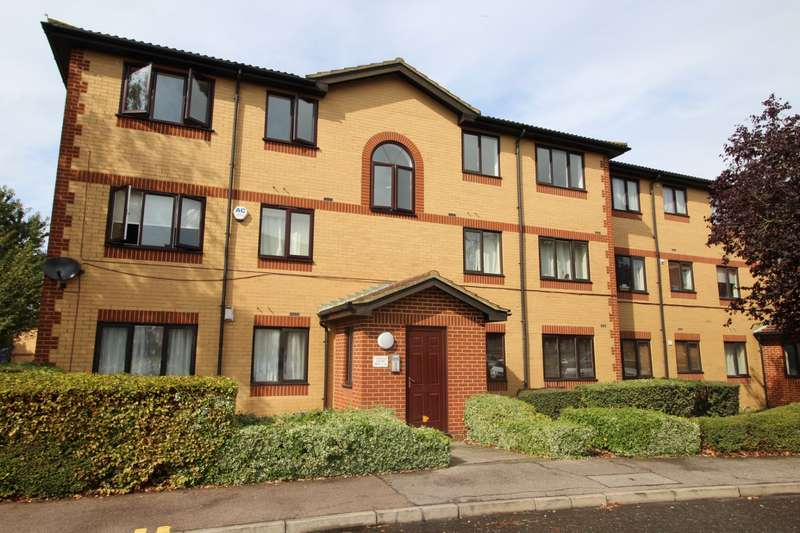 1 Bedroom Apartment Flat for sale in Thistle Court, Churchill Close, Dartford, DA1