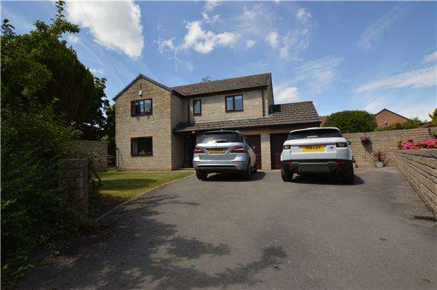 4 Bedrooms Detached House for sale in Goose Green, BS375BJ