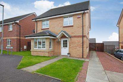 4 Bedrooms Detached House for sale in Wilkie Drive, Holytown