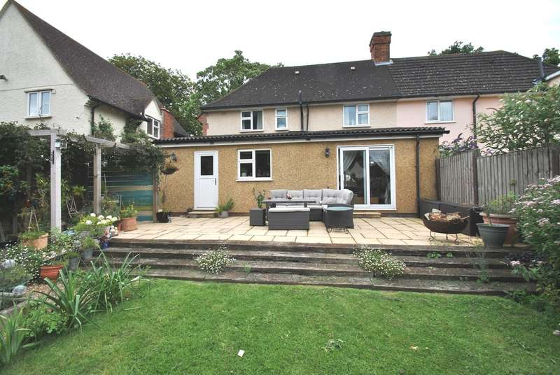 4 Bedrooms Semi Detached House for sale in London Road, Baldock, SG7