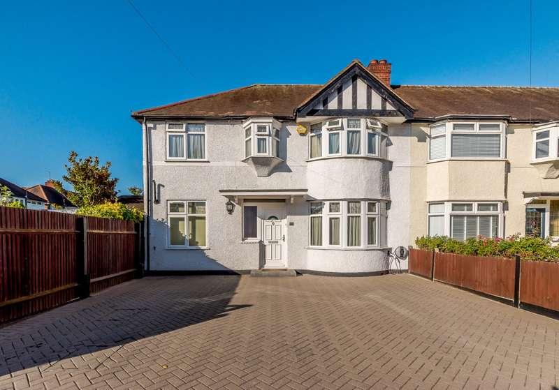 5 Bedrooms End Of Terrace House for sale in Oliver Road, New Malden, KT3
