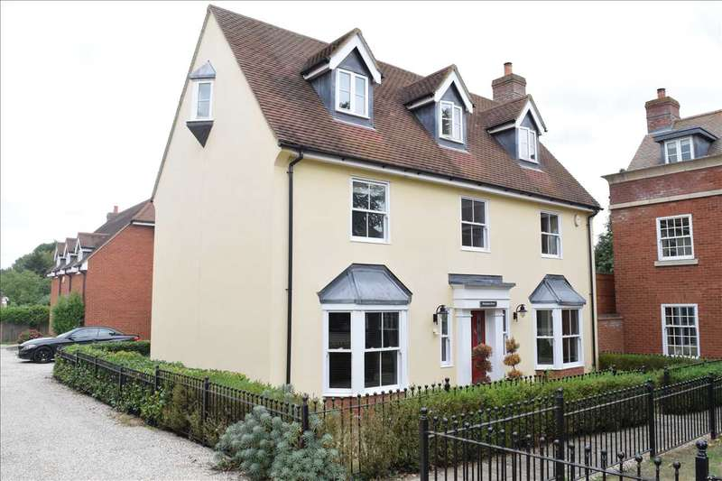 6 Bedrooms Detached House for sale in Post Office Road, Broomfield, Chelmsford