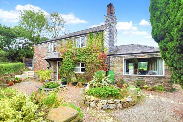 3 Bedrooms Detached House for sale in Quethiock, Liskeard, Cornwall