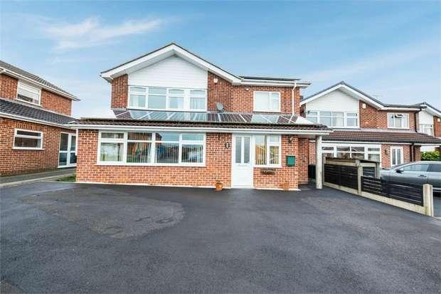5 Bedrooms Detached House for sale in Deepdale Road, Belper, Derbyshire