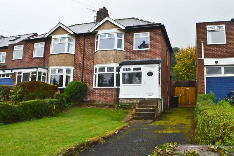 3 Bedrooms Semi Detached House for sale in New Ridley, Stocksfield, NE43