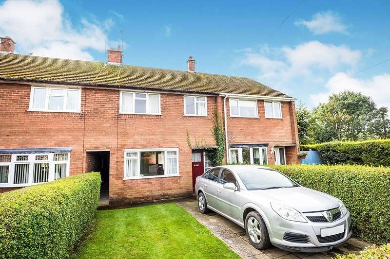 3 Bedrooms House for sale in Coopers Field, St. Martins, Oswestry, Shropshire, SY11