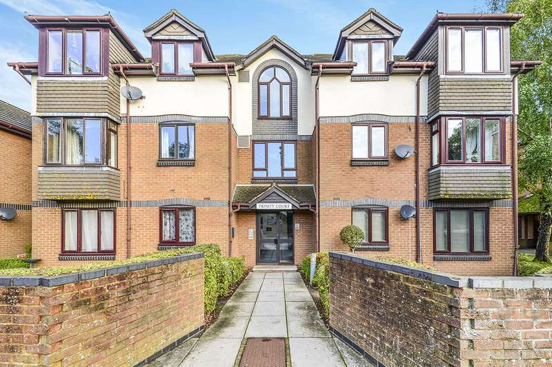 2 Bedrooms Apartment Flat for sale in Trinity Court, 127 Paynes Road, Southampton, Hampshire, SO15