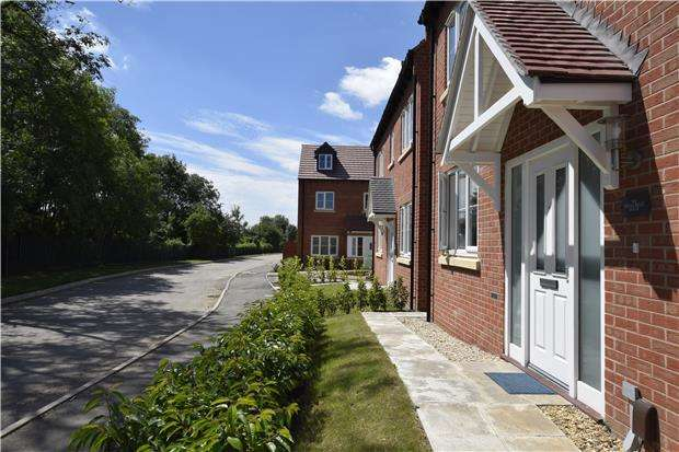 5 Bedrooms Detached House for sale in Plot 14 New Dawn View, GLOUCESTER, GL1 5LQ