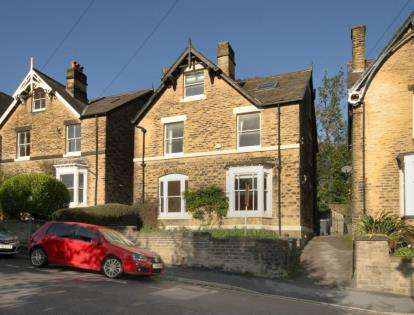 5 Bedrooms Detached House for sale in Elmore Road, Sheffield, South Yorkshire