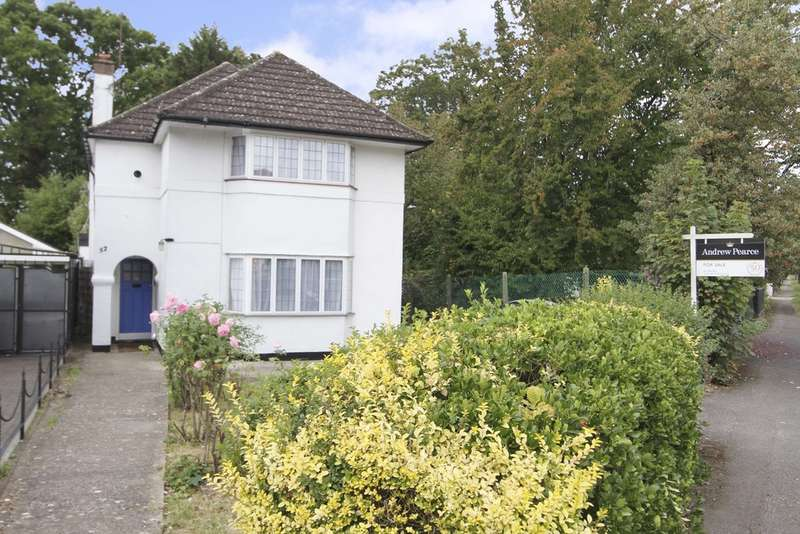 3 Bedrooms Detached House for sale in Northumberland Road, Harrow