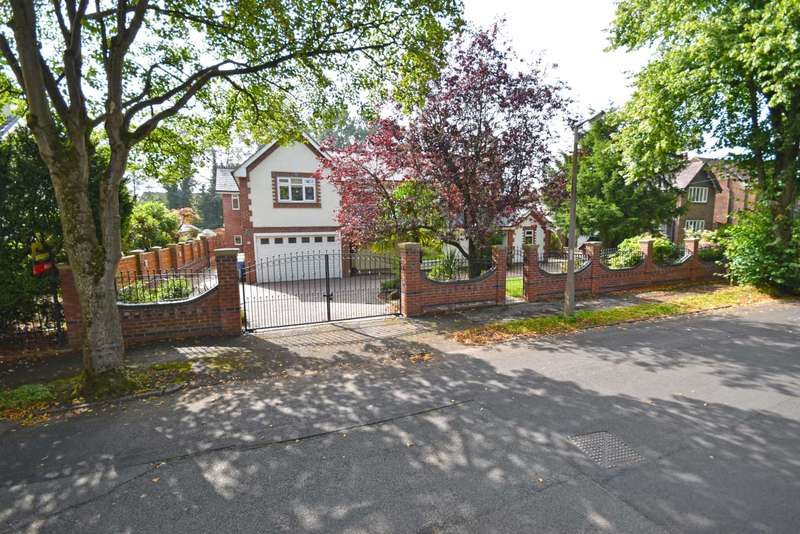 6 Bedrooms Detached House for sale in Lynton Park Road, Cheadle Hulme