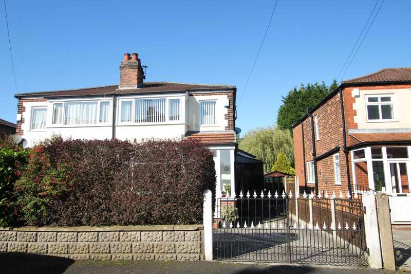 2 Bedrooms Semi Detached House for sale in Taylor St, Manchester