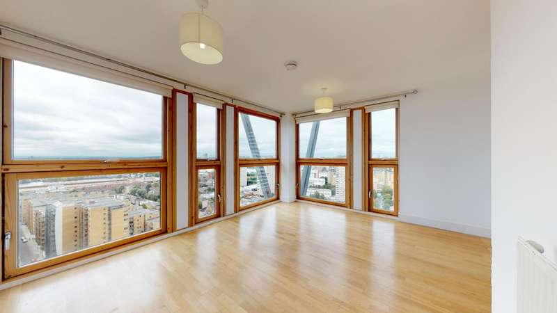 2 Bedrooms Apartment Flat for sale in Phoenix Heights, South Quay, E14