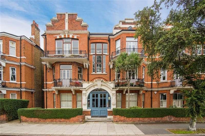 3 Bedrooms Flat for rent in Linkenholt Mansions, Stamford Brook, W6