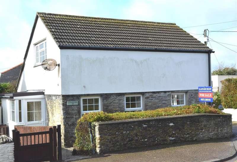 2 Bedrooms Detached House for sale in Gerrans, Portscatho, Truro