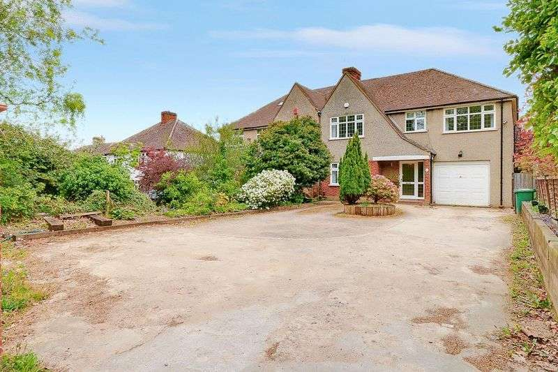 5 Bedrooms Detached House for sale in Bolters Lane