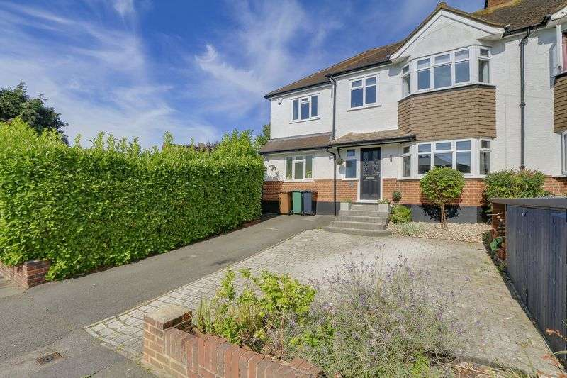 4 Bedrooms Semi Detached House for sale in Parsonsfield Road