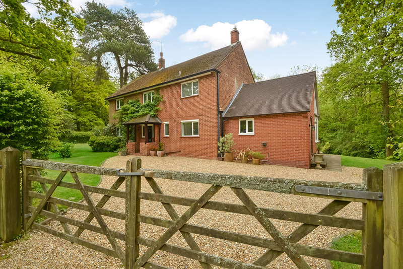 4 Bedrooms Detached House for sale in East Meon, Hampshire