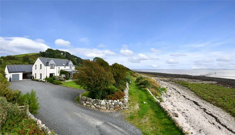 4 Bedrooms Detached House for sale in Cuddyfield, Carsluith, Newton Stewart, Dumfries and Galloway, DG8
