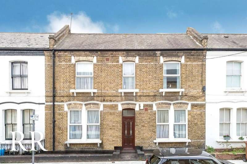 3 Bedrooms Terraced House for sale in Tisdall Place, London, SE17