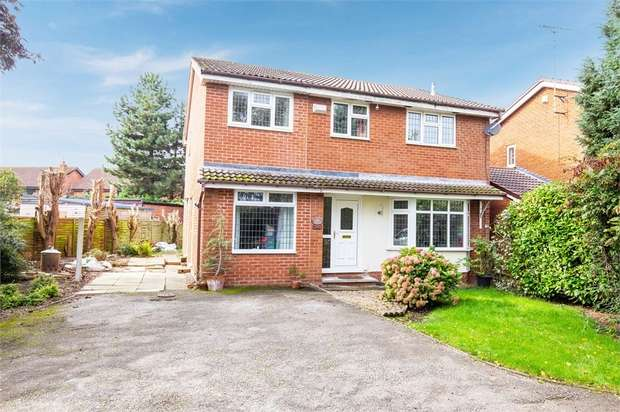 5 Bedrooms Detached House for sale in Sydney Road, Crewe, Cheshire