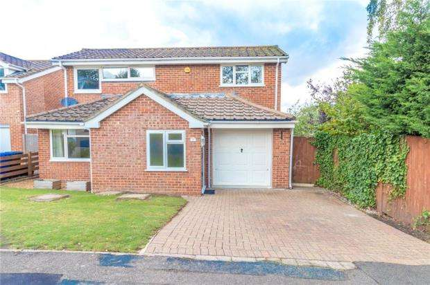 4 Bedrooms Detached House for sale in Rowland Close, Windsor, Berkshire