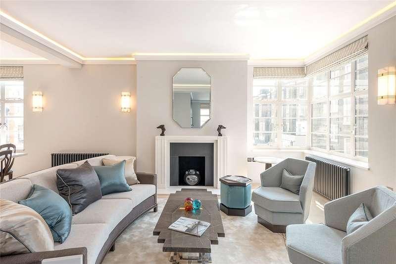 3 Bedrooms Flat for sale in Belgravia House, 2 Halkin Place, Belgravia, London, SW1X
