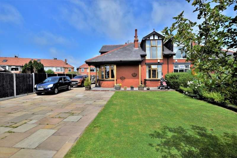 4 Bedrooms Semi Detached House for sale in Poulton Old Road, Blackpool