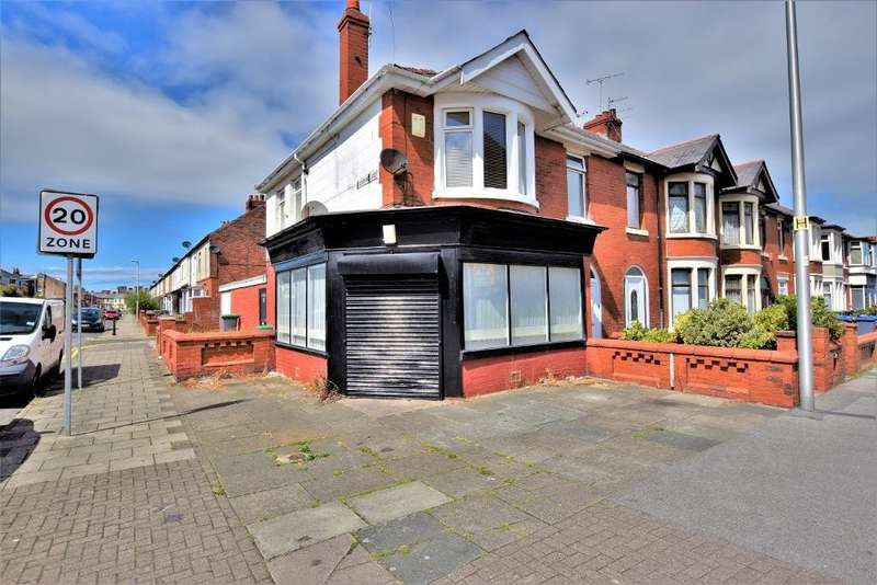 2 Bedrooms Flat for sale in Caunce Street, Blackpool