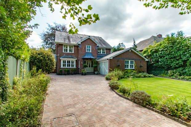 5 Bedrooms Detached House for sale in Planetree Road, Hale