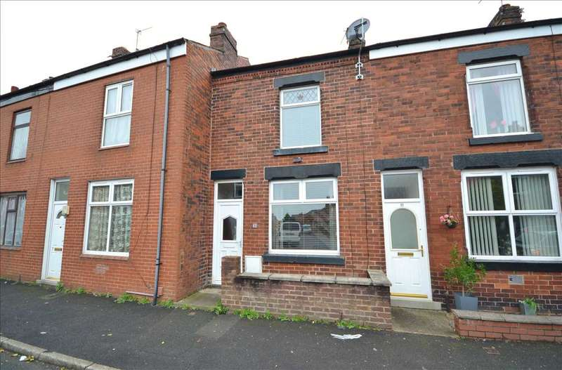 2 Bedrooms Terraced House for sale in Grime Street, Chorley