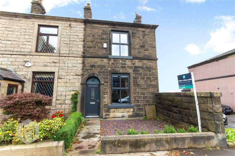 2 Bedrooms End Of Terrace House for sale in High Street, Bury, Greater Manchester, BL8
