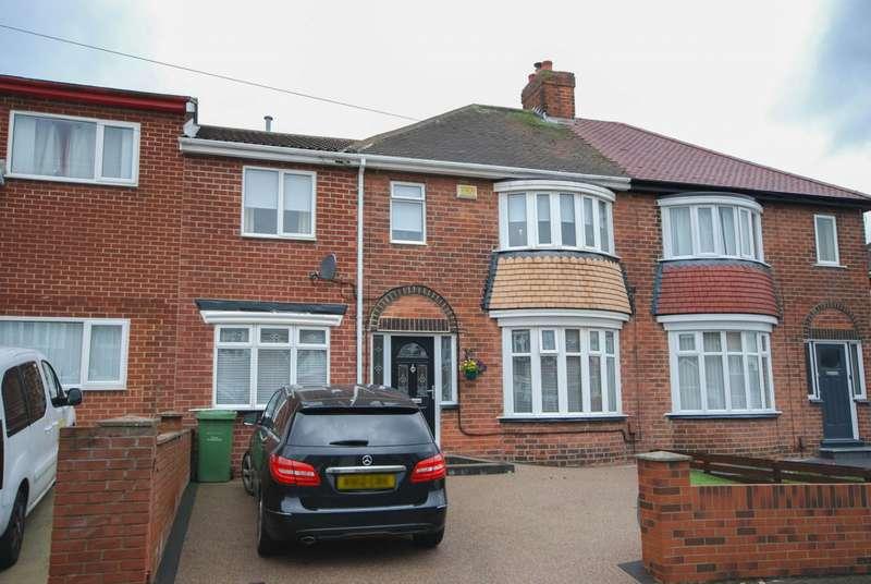 4 Bedrooms Semi Detached House for sale in Ferndene Crescent, Sunderland
