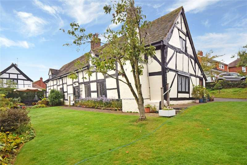 4 Bedrooms Detached House for sale in The Old House, Hilton, Bridgnorth, Shropshire, WV15