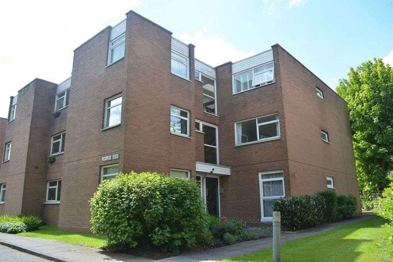1 Bedroom Property for rent in Pickwick Close, Moseley - One Bedroom Flat