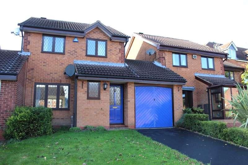 3 Bedrooms Detached House for rent in Kennerley Road, Birmingham, B25