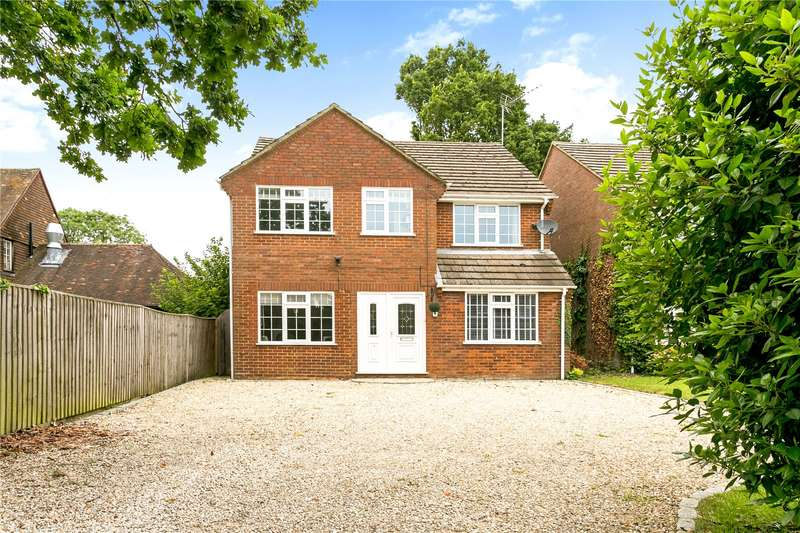 4 Bedrooms Detached House for sale in Polidoris Lane, Holmer Green, High Wycombe, Buckinghamshire, HP15