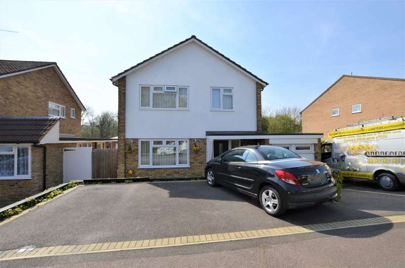 4 Bedrooms Detached House for sale in Fold Croft, Harlow CM20