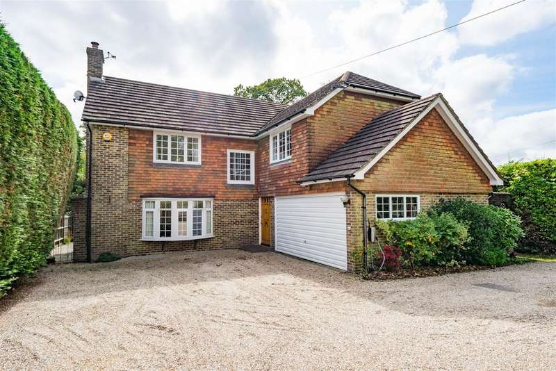 5 Bedrooms Detached House for sale in Melfort Road, Crowborough TN6