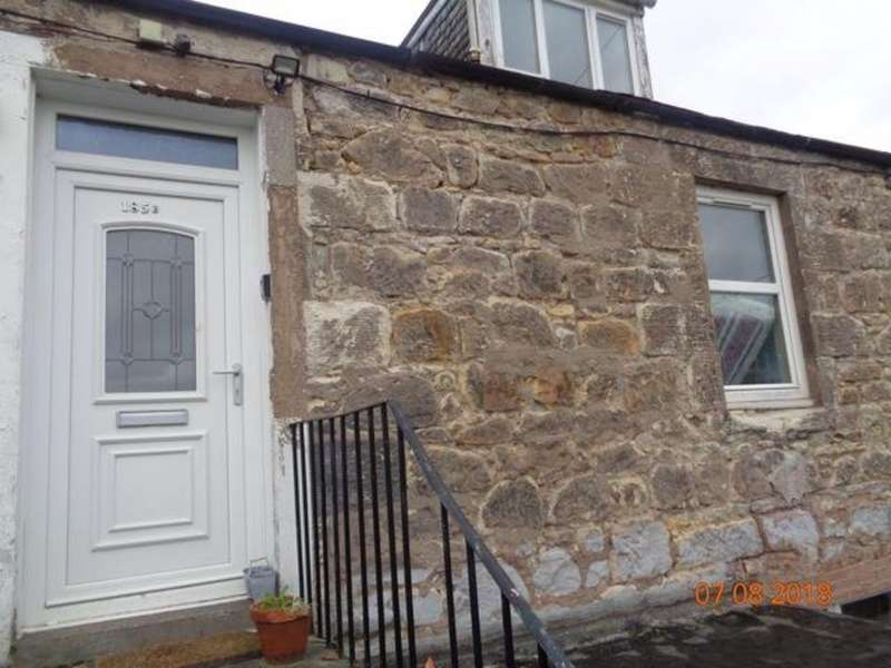 2 Bedrooms Flat for sale in West Stirling Street, Alva FK12