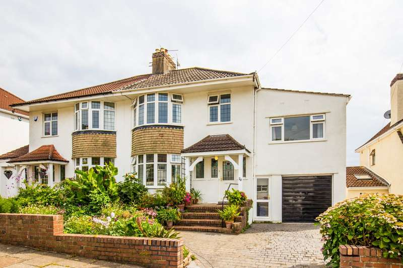 5 Bedrooms Property for sale in Southdown Road, Westbury-On-Trym, Bristol BS9