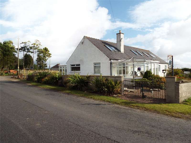 4 Bedrooms Land Commercial for sale in Durie Mains Farm, Luthermuir, Laurencekirk, Aberdeenshire, AB30